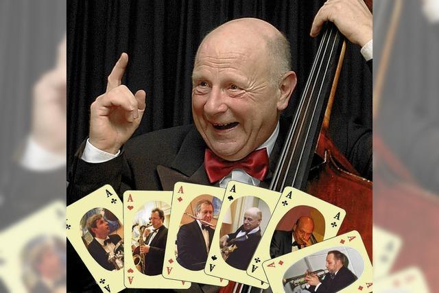 Papa Klaus und seine Jazzmen in Feldberg-Altglashütten