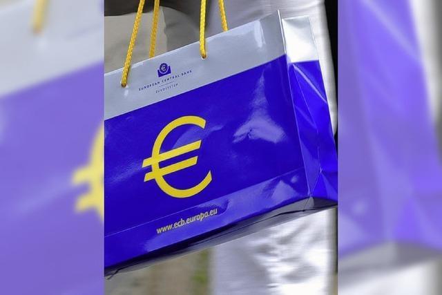 Patient Euro auf Intensivstation