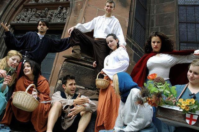 Märchenhaftes Musical: Freiburg – sagenhaft