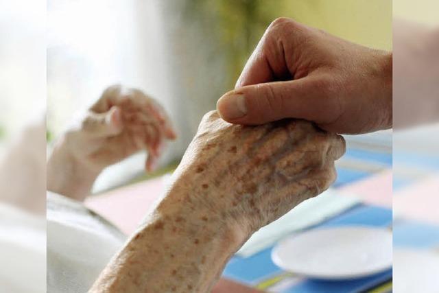 Hospizverein leistet seit 20 Jahren Sterbe- und Trauerbegleitung