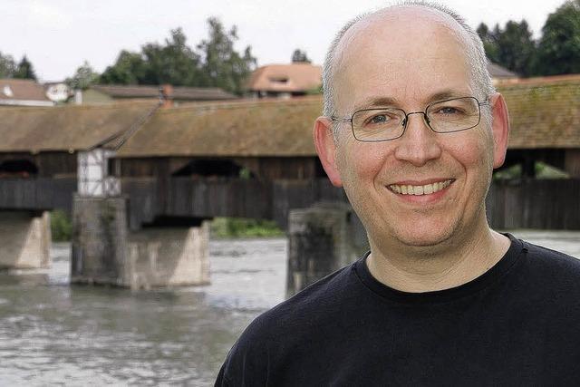 Für Pfarrer Christian Edringer rückt der Abschied näher