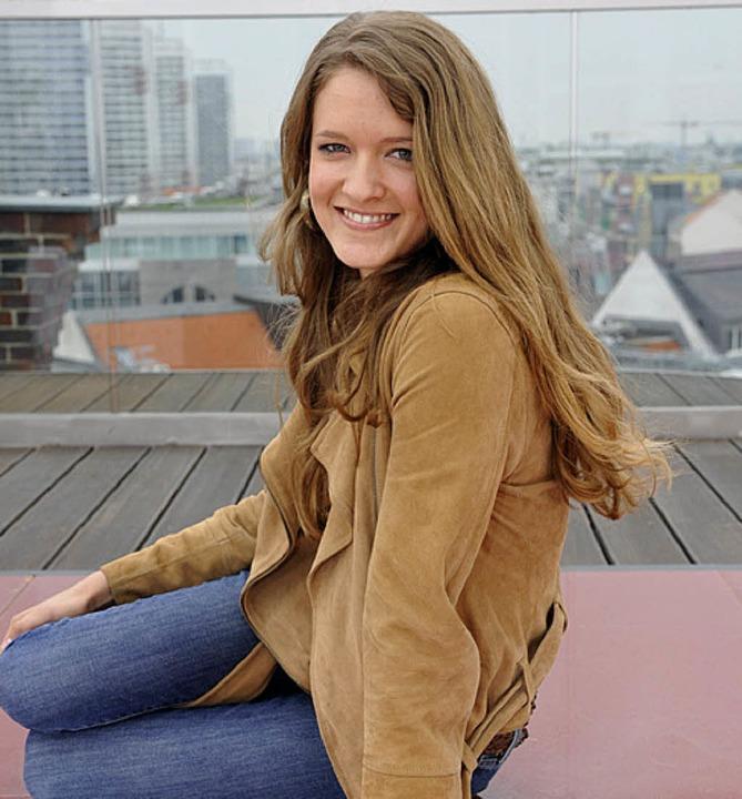 Mira Zai aus Emmendingen singt bei Popstars.  | Foto: Pro 7