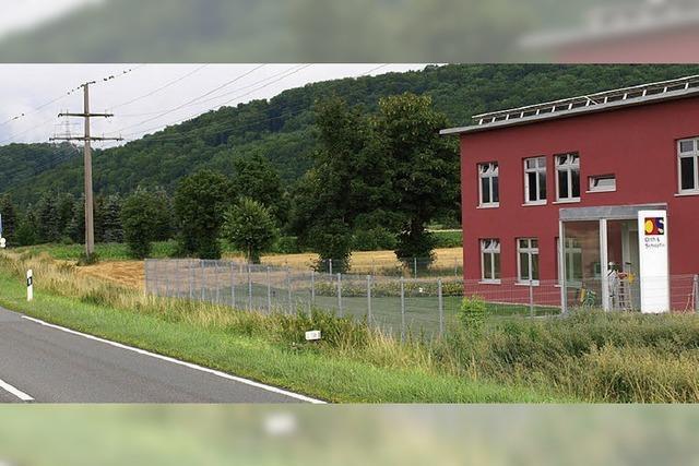 Sechs Hektar neue Gewerbefläche im Entenbad-Ost
