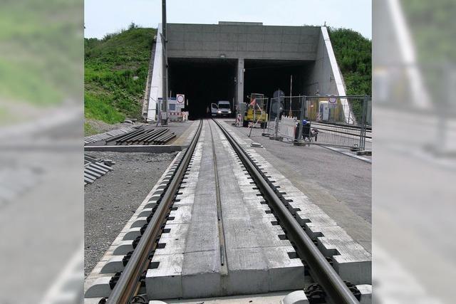 Die Bahn kommt und zwar zum Fahrplanwechsel