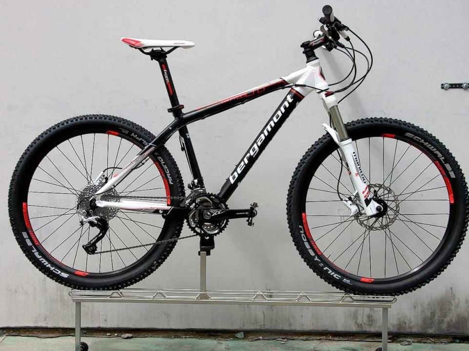 Das perfekte Mountainbike punktet mit ...nen die Räder bis zu 7000 Euro kosten.  | Foto: Kleinhans