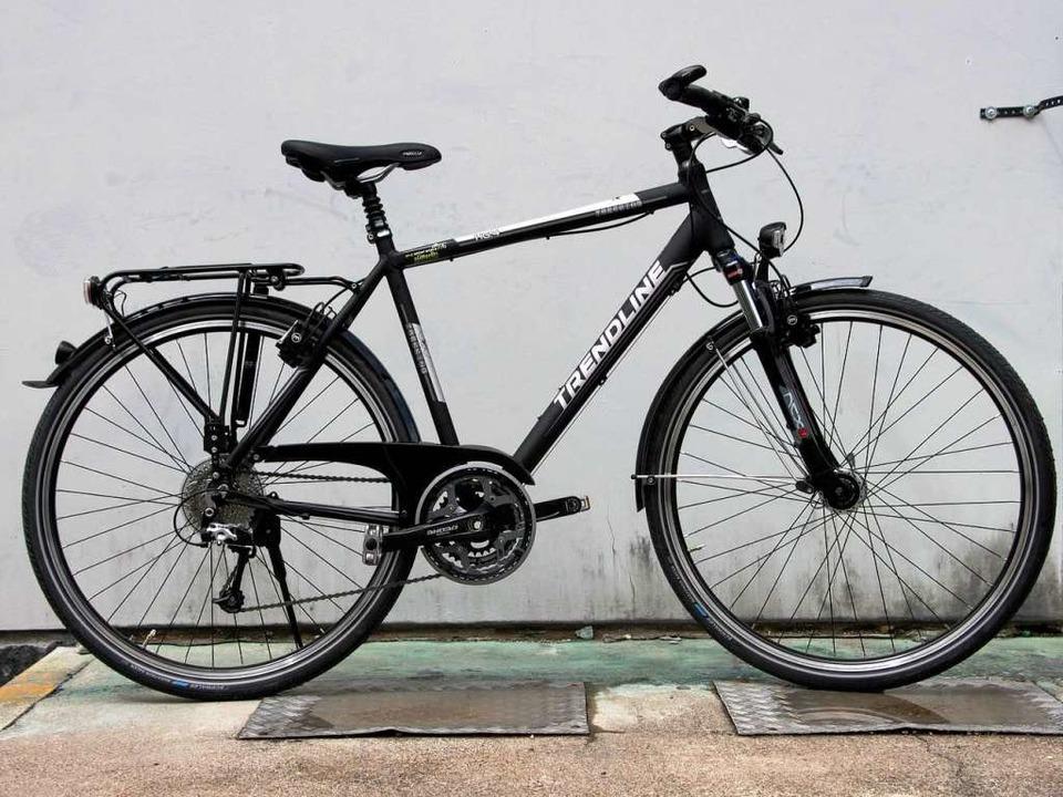 Das Trekkingrad ist der Alleskönner un...r die Stadt und für längere Radtouren.  | Foto: Kleinhans