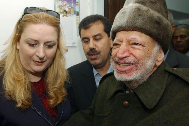 Wurde Arafat mit Polonium vergiftet?