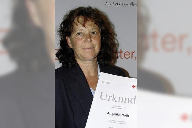 DRK-Ortsverein Kiechlinsbergen macht weiter