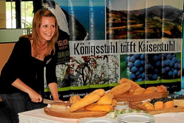 Kaiserstuhl präsentiert sich auf Rügen