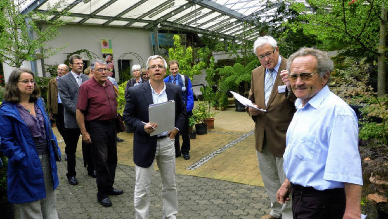 Bewertung Unser Dorf hat Zukunft Heimbach    Foto: Aribert Rüssel