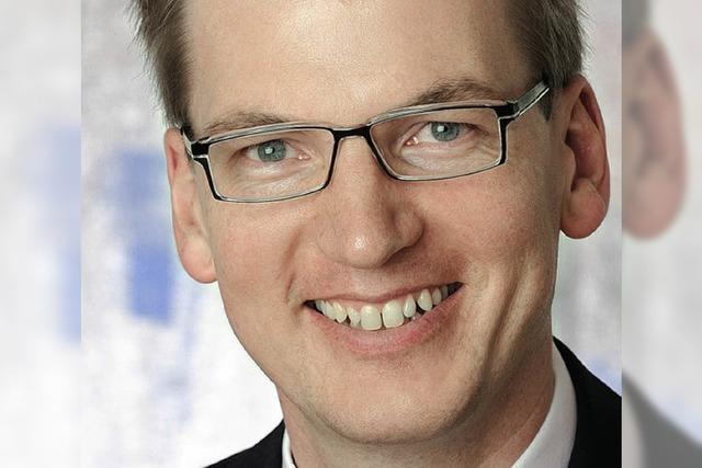 Jochen Schwend Geschäftsführer