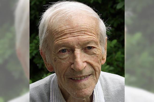Otto Wagner wird 90