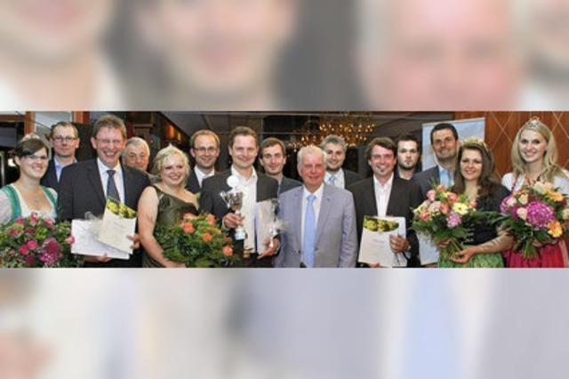 Laible bester Riesling-Betrieb der Ortenau