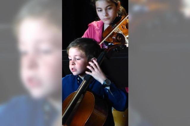 Fest der Musikschule