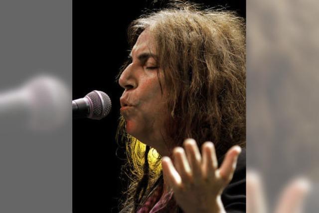 Patti Smith: Die magische Stimme