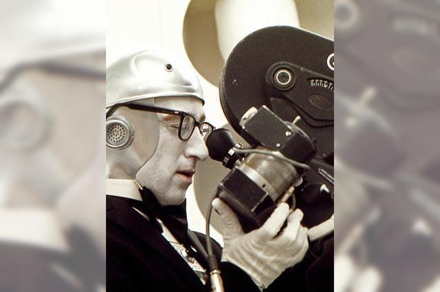 Was Sie schon immer über Woody Allen wissen wollten