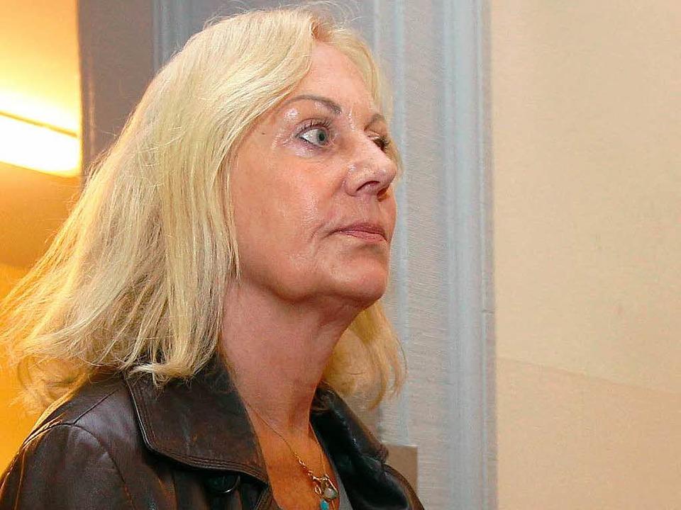 Steht wegen des Vorwurfs des Betruges ...hspielchefin des NDR, Doris J. Heinze.    Foto: dpa