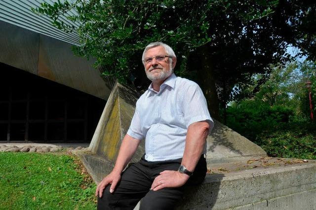 Pfarrer Peter Hanselmann geht in den Ruhestand