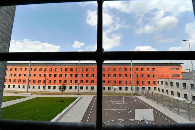 Gefängnis Offenburg: