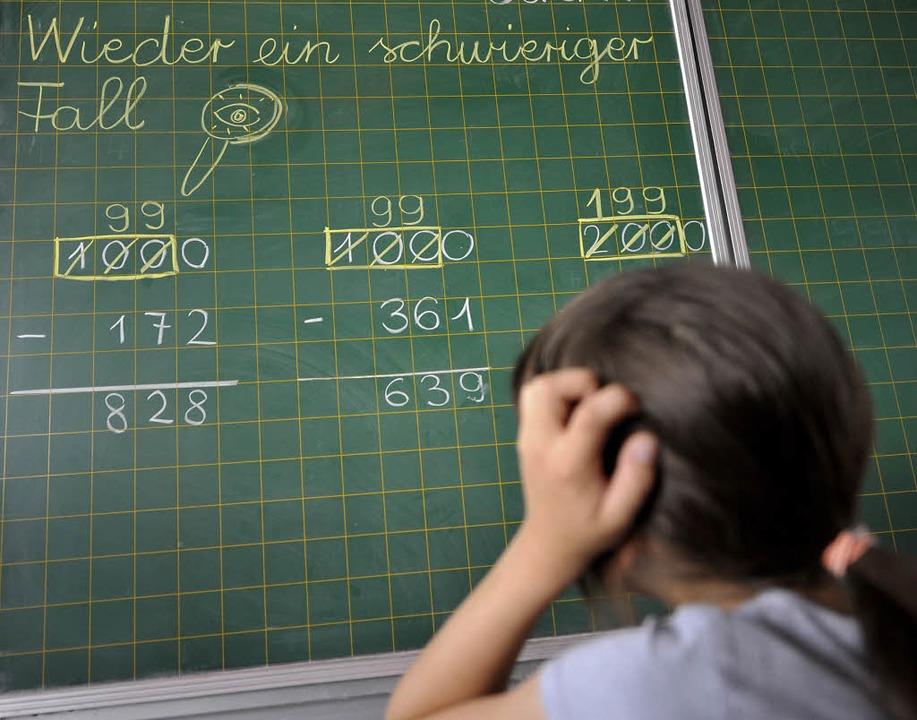 Auch in Baden-Württemberg sollen mehr ...r – und entsprechend mehr Geld.   | Foto: dpa/höhner