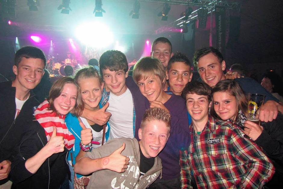 Impressionen vom Bezirksmusikfest in Murg