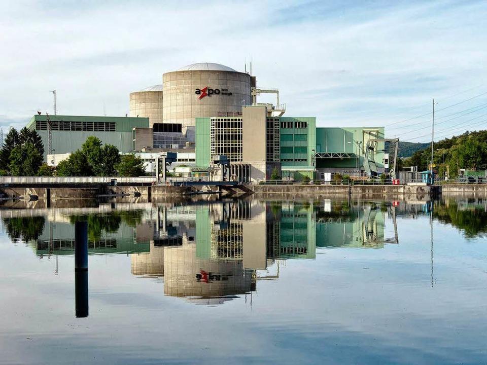 Kleinere Mängel beim  Atomkraftwerk Beznau.    Foto: dpa