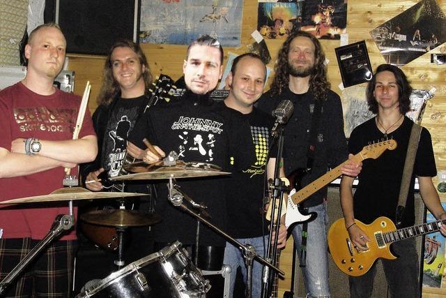 """Johnny-on-the-Spot"": Als Vorband auf Tournee"