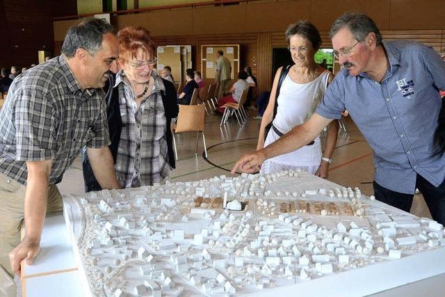Wie kann ein Gemeindezentrum in Schallstadt aussehen?