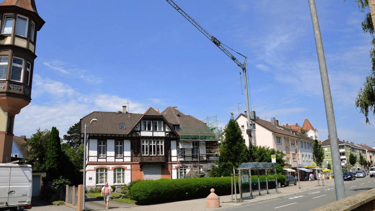 Straßburger Straße Nordwest MehrLiN Sanierung Privathäuser  | Foto: Ralf Burgmaier