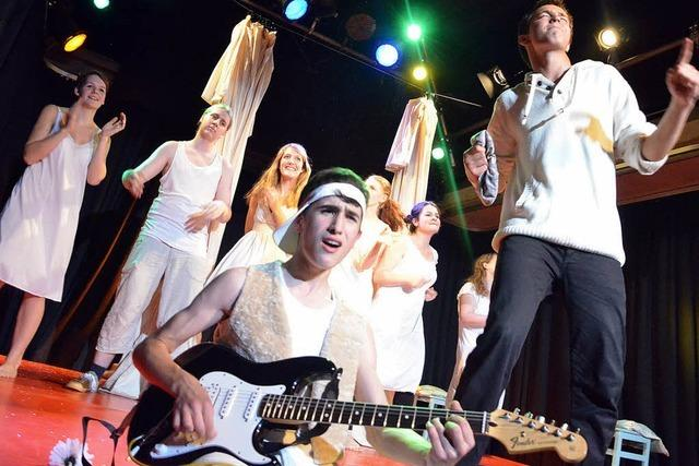 Ein starkes Stück Jugendtheater