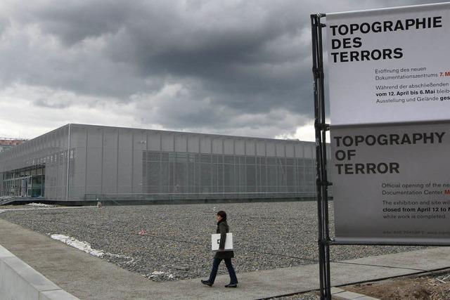 Topographie des Terrors: Die Schaltzentrale des Genozids