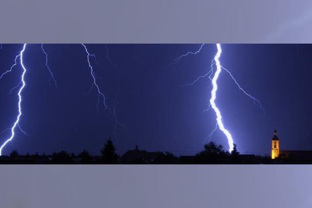 Meteorologe Hildebrand über die Gefahr von Blitzen