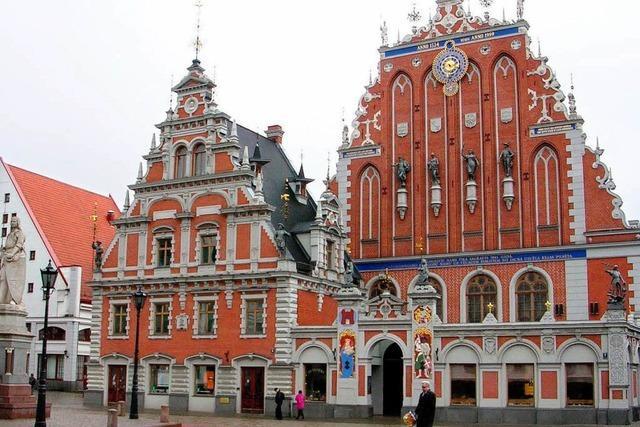 Lettland streitet über Rückgabe jüdischen Eigentums