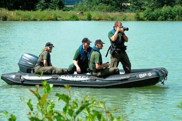 Krokodilsuche geht weiter: Reptil im See erneut gesichtet