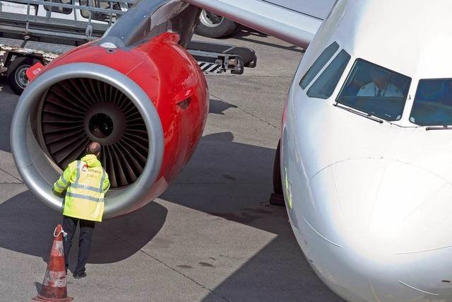 Air Berlin speckt ab - Baden Airpark verliert 100.000 Fluggäste