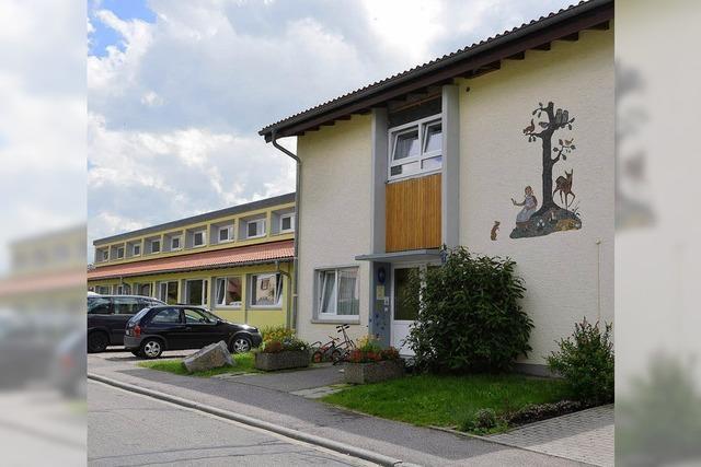 Kosten für den Neubau beim Kindergarten Wunderfitz liegen bei rund 990.000 Euro