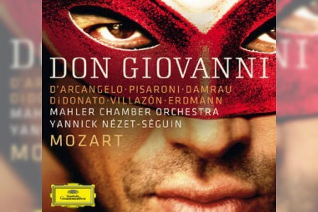CD: KLASSIK: Perfektes Mozart-Glück