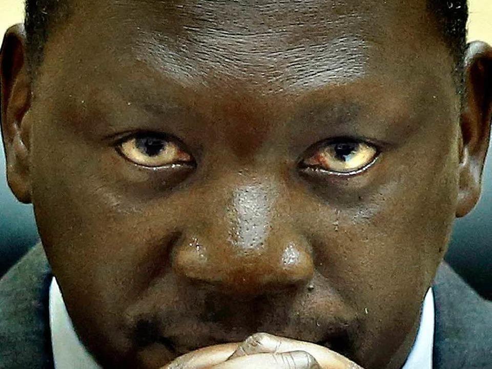 Verurteilter Lubanga   | Foto: AFP