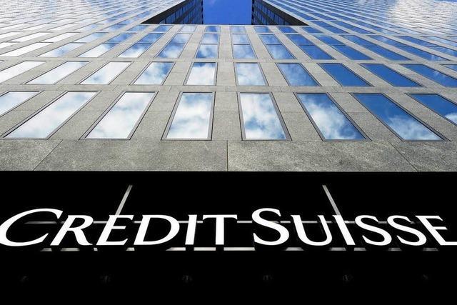 Razzien bei deutschen Kunden der Credit Suisse