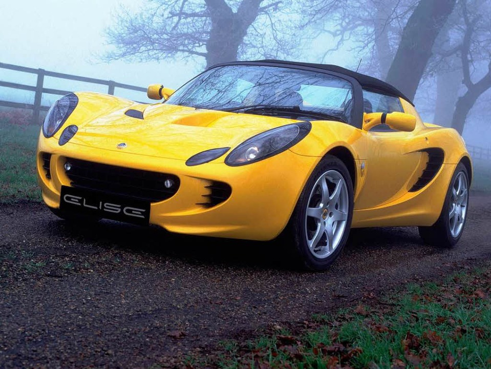 Ein Lotus Elise wurde in Grunern mutwillig beschädigt.  | Foto: WERKSFOTO (Lotus Cars)