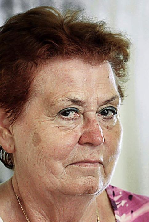 Doris Syrbe  | Foto: dapd