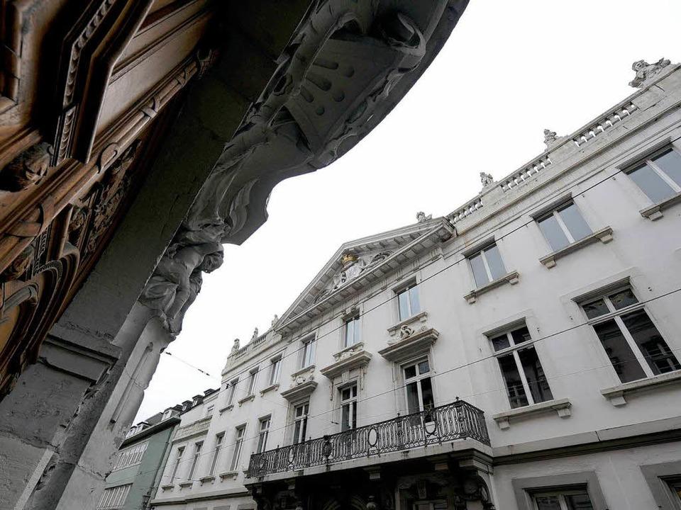 Der Prozess wurde vor dem Landgericht Freiburg geführt.  | Foto: Ingo Schneider