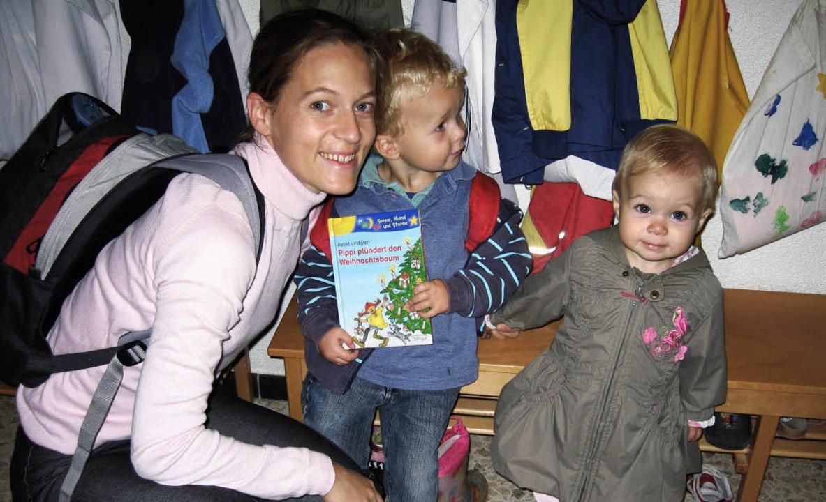 Impuls für mehr Familienfreundlichkeit...ktions GmbH den Mitarbeitern anbietet.  | Foto: Privat