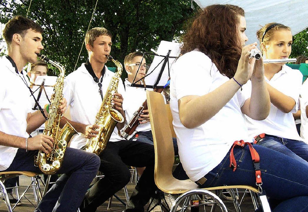 Orchester der Neumattschule   | Foto: Johanna Högg
