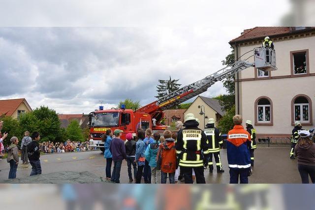 150 Jahre Freiwillige Feuerwehr Auggen