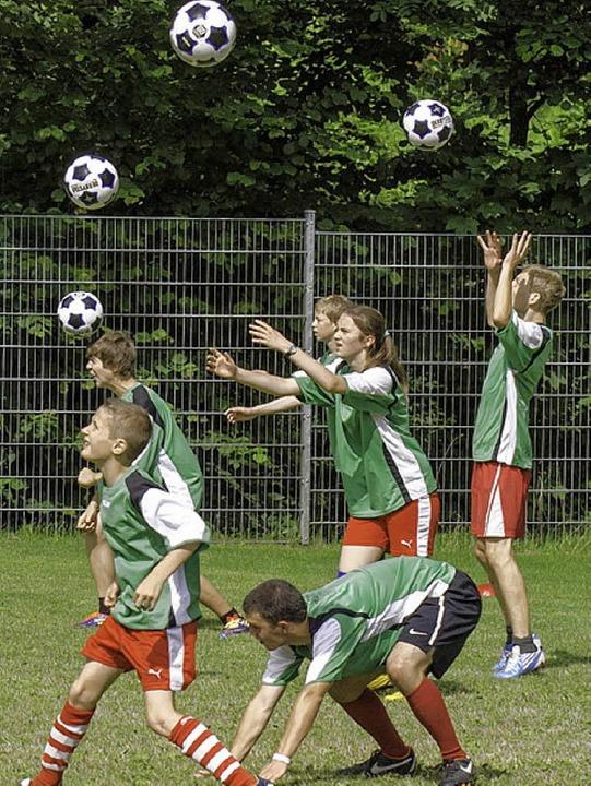 Fußball, Fußball und nur Fußball – einen Tag lang   | Foto: privat