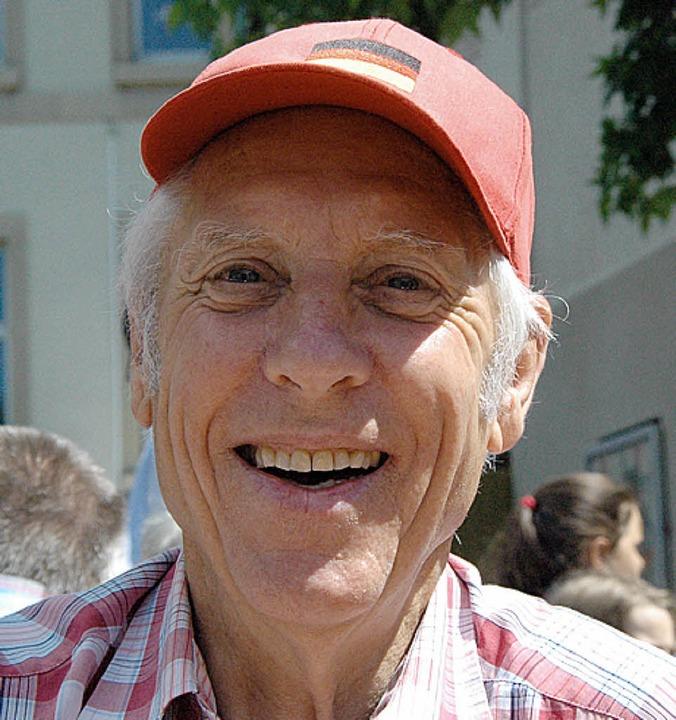 Siegbert Keller: Mein Lieblingslehrer ...ächsten Tag holen wollten war er  weg.    Foto: Martina Proprenter