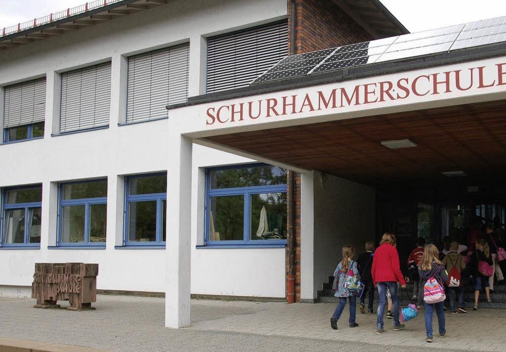 Die Schurhammerschule steht vor einem Umbruch.   | Foto: Frank Kiefer