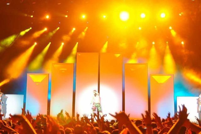 Sea of Love: Tanzmusik, Elektropop und der Elektro-Rap