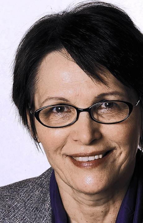Lucia Grießhaber, die ehemalige  Kreis..., erhielt von Kauder ein Hausverbot.      Foto: Privat